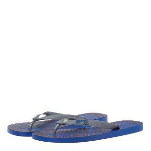 Flip Flops - Open Blue