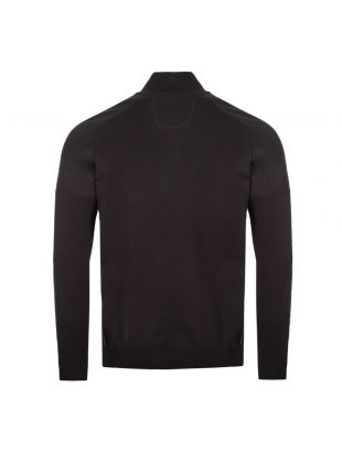 Athleisure Half-Zip Sweatshirt Zemat - Black