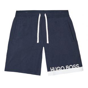 boss bodywear shorts identity 50424972 403 navy