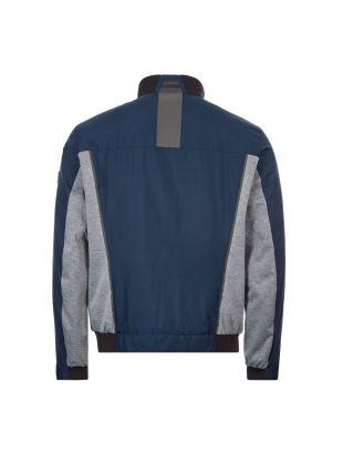 Athleisure Marconi Jacket - Navy