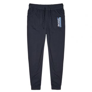 Boss Authentic Sweatpants 50414486|403 In Navy At Aphrodite Clothing