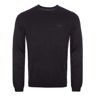 boss athleisure sweatshirt raio 1 50413712 001 black