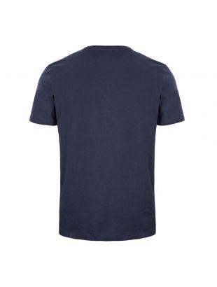 Athleisure T-Shirt 1 - Navy