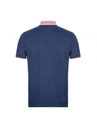 Athleisure Polo Shirt Paddy 1 - Navy