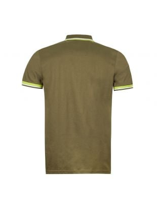 Athleisure Polo Shirt Paddy 1 - Green