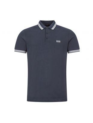 hugo boss paddy polo navy 50198254