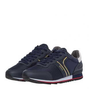 Trainers Parkour Runn – Navy