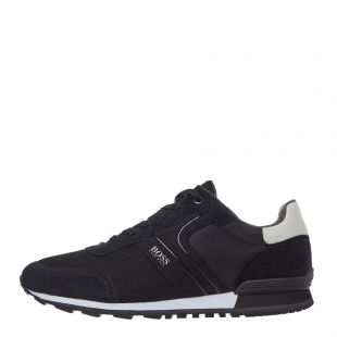 Parkour Runn Trainers NYMX2 - Black