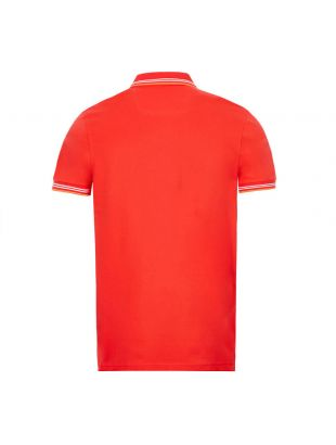 Athleisure Paul Polo Shirt - Coral