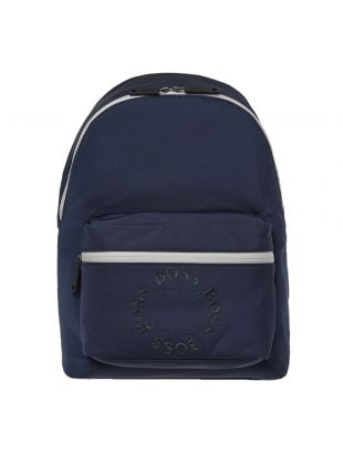 BOSS Backpack Pixel Rl | 50417780 410 Navy