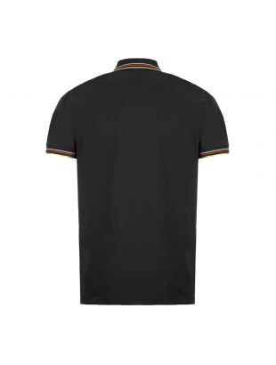 Athleisure Polo Shirt Paul Curved - Charcoal