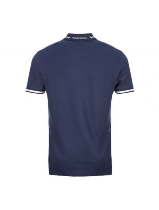 Athleisure Polo Shirt Paule - Navy
