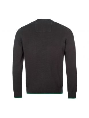 Athleisure Jumper Rimex - Black / Green