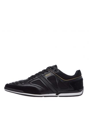boss saturn lowp mx trainers 50422397 001 black