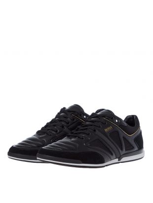 Saturn Lowp MX Trainers - Black