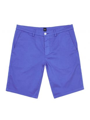 boss athleisure shorts liem4-5 50410981 422 medium blue