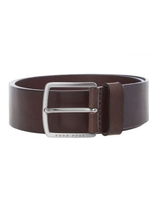 BOSS Belt Sjeeko | 50424683 202 Brown