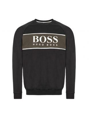 boss bdoywear sweatshirt authentic 50424812 001 black