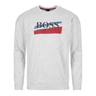 BOSS Sweatshirt 50414450 032 Grey
