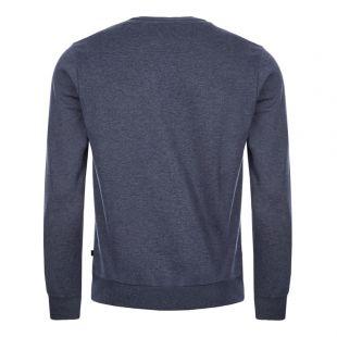 Sweatshirt Salbo - Open Blue