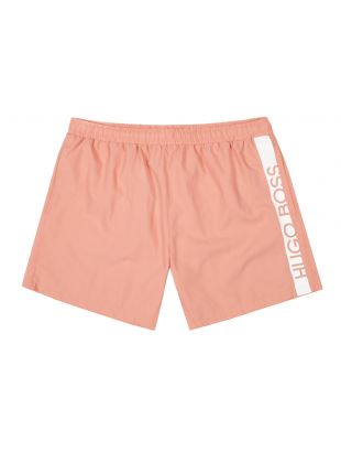 BOSS Bodywear Swim Shorts Dolphin | 50407595 631 Coral