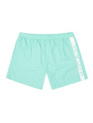 BOSS Bodywear Swim Shorts Dolphin | 50407595 331 Light Pastel Green