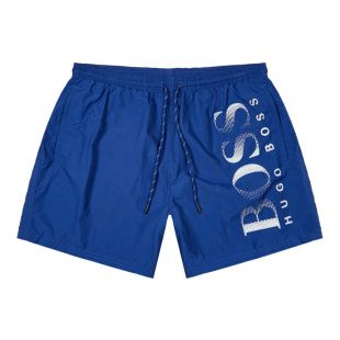 OSS Bodywear Octopus Swim Shorts 50371268 422 Blue