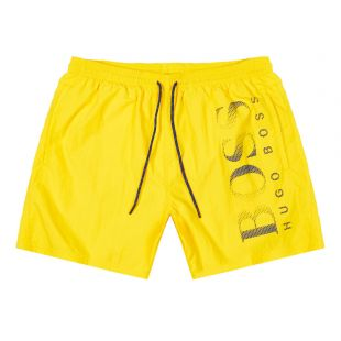 BOSS Bodywear Octopus Swim Shorts 50371268 712 Gold