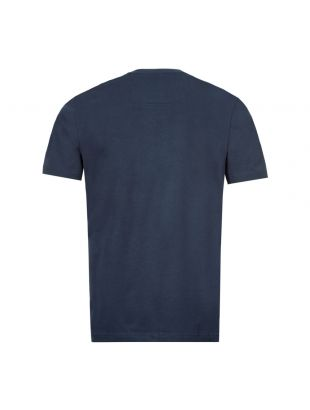 Athleisure T-Shirt 4 - Navy