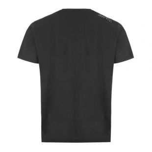 Athleisure T-Shirt Logo – Black