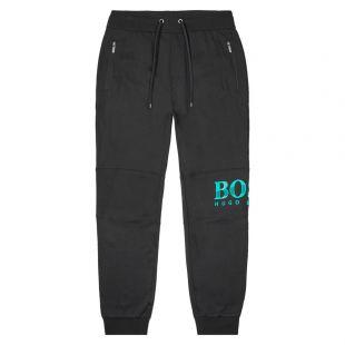 Boss Bodywear Track Pants | 50414654|001 Black | Aphrodite Clothing