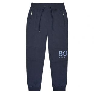 Boss Bodywear Track Pants | 50414654|403 Dark Navy