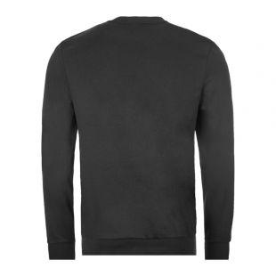 Bodywear Tracksuit Sweatshirt - Black