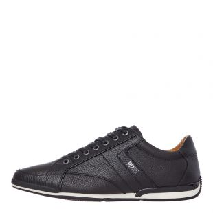 boss trainers saturn low 50417392 002 black