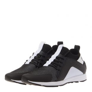 Trainers - Open White Hybrid Runing