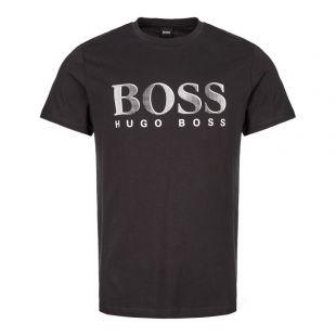 BOSS Bodywear T-Shirt 50407774 007 Black