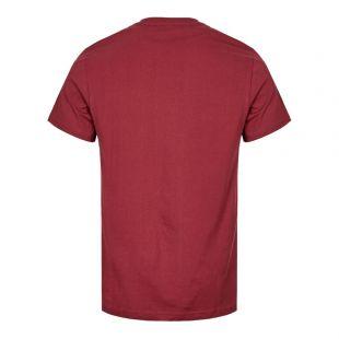 Bodywear T-Shirt - Dark Red