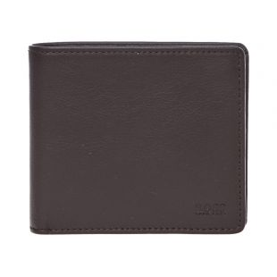 BOSS Coin Wallet 50397485 201 Dark Brown