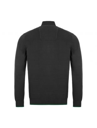 Athleisure Sweater – Black
