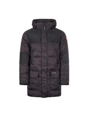Canada Goose Armstrong Parka | 5088M 61 Black | Aphrodite Clothing