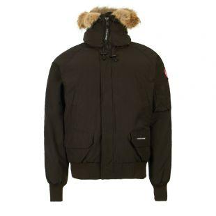 canada goose jacket chilliwack bomber 7999M 61 black