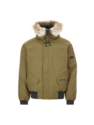 Canada Goose Chilliwack Bomber Jacket | 7999M 49 Military Green