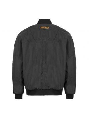 Faber Bomber Jacket - Black