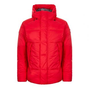 Canada Goose Armstrong Hoody | 5076M 11 Red