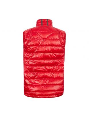 Hybridge Lite Gilet - Red