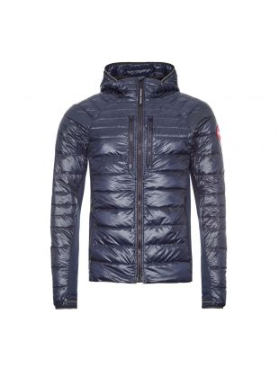 Canada Goose Hybridge Lite Hoody Tech Down | 2712M 63 Atlantic Navy