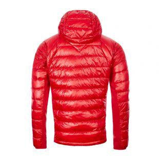 Hybridge Lite Hoody - Red