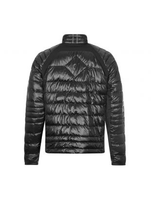 Hybridge Lite Jacket Tech Down - Black