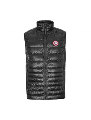 Canada Goose Hybridge Lite Vest Tech Down | 2715M 61 Black