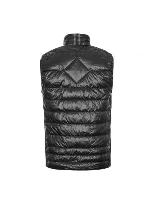 Hybridge Lite Vest Tech Down - Black